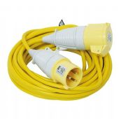 Elite 14m 2.5mm Extension Lead - 32 Amp (110V)